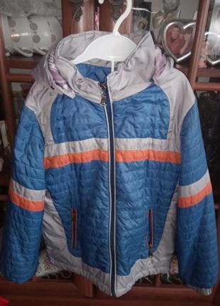 Курточка вітровка.