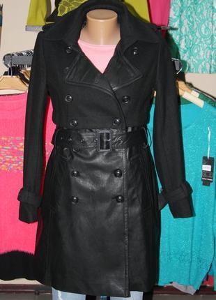 Пальто демисезонное lamania
