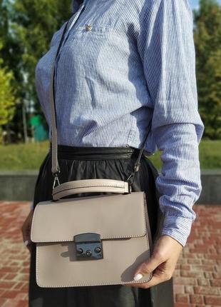 Сумка кожаная италия!шкіряна сумка!сумка vera pelle!сумка из кожи!
