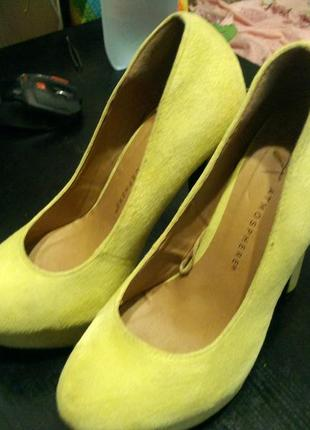 Atmosphere босоножки туфли замшевые3 фото