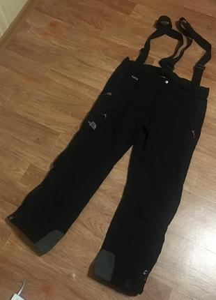 Не реально крутые горнолыжные штаны от the north face summit series apex