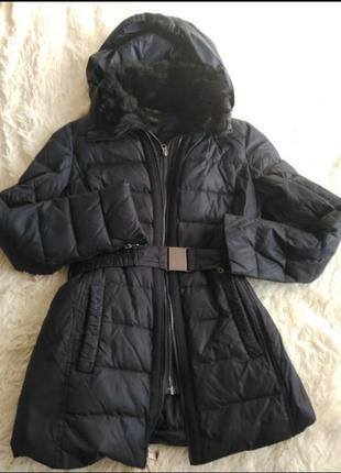 Курточка тёплая зимняя размер м
