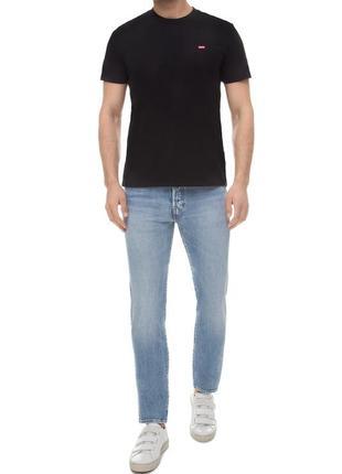 Хлопковая футболка от levi's