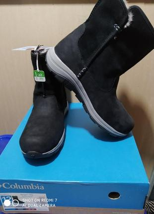 Сапоги columbia bangor slip omni-heat ankle boot