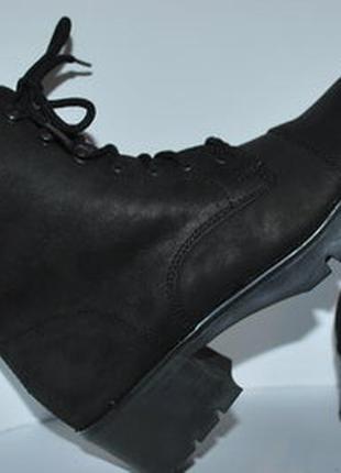 Распродажа ботинки качество нубук 32р 044