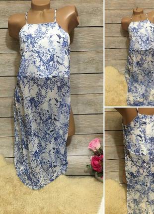 Блуза на лето с разрезами missguided