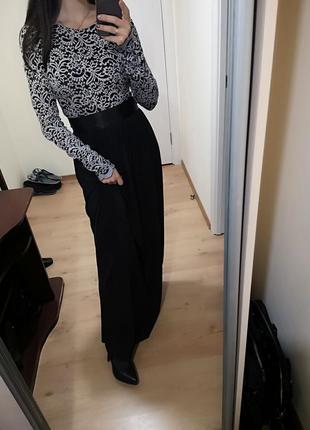 Вечернее платье в пол/ платье с прозрачной спиной