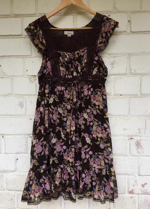 Платье в романтическом стиле bershka.