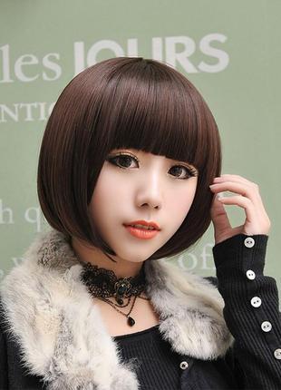 1.женский парик из искусственных волос