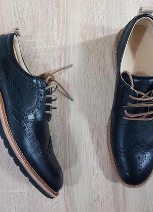 Оригинальные мужские туфли ессо vitrus