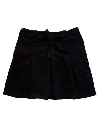 Стильная вельветовая юбка h&m