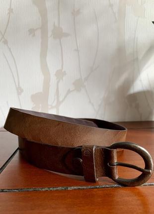 Женский кожаный ремень
