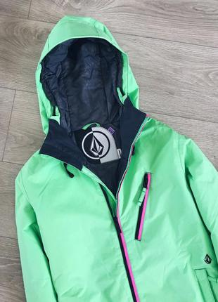 Лыжная куртка volcom