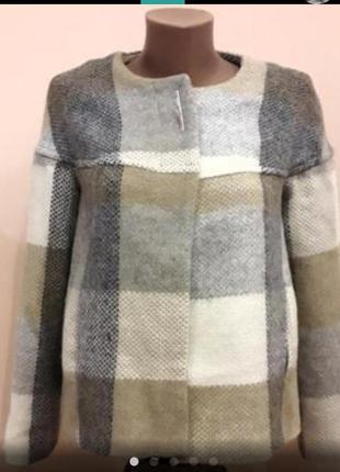 Пальто - пиджак zara, размер s