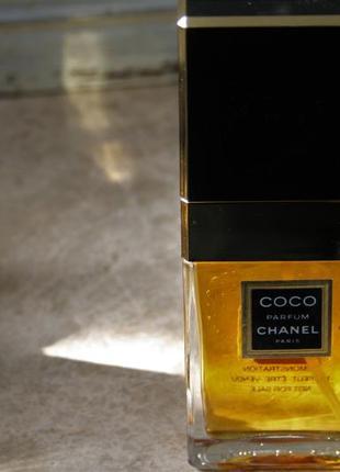 Винтаж духи  coco chanel 35мл! франция оригинал