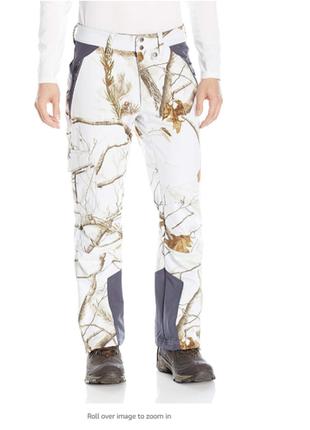 Зимние лыжные брюки arctix men's advantage softshell pants s