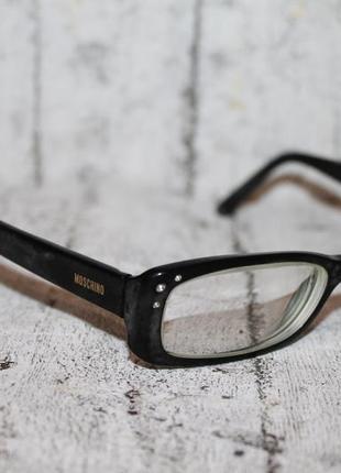 Moschino оправа/очки с футляром