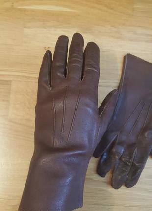 Рукавиці, перчатки (нат.шкіра)