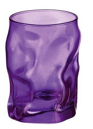 Склянка для води/соку тм bormioli rocco (італія)