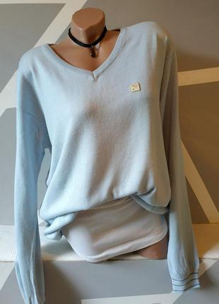 Мягкий джемпер оверсайз свободный свитер оригинал