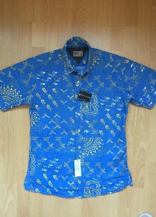 Рубашка tommy hilfiger orinal