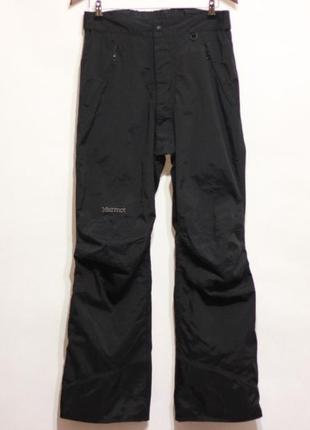 Фирменные лыжные штаны marmot