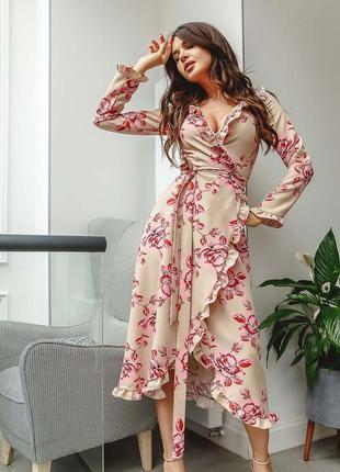 Новое нарядное платье gepur