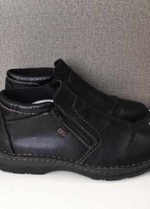 Чоловічі черевики rieker мужские ботинки сапоги