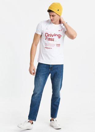 Lcw чоловіча футболка мужская турецкий бренд 16103
