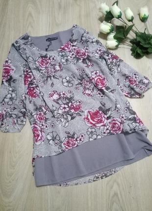 Блуза новая р 12  david
