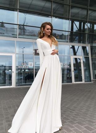 Вечернее платье украинского дизайнера оли мак