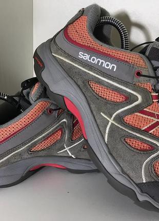Женские ботинки salomon