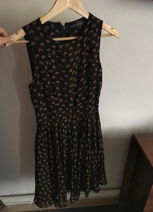 Стильное шифоновое платье от atmosphere,размер m