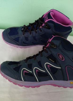 "Термо-ботинки ""brutting"" vibram comfortex италия р.35 зимние демисезон мембрана"