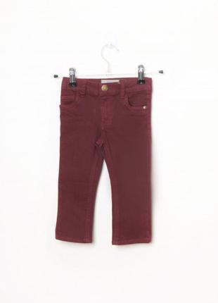 Вельветовые штанишки скинни