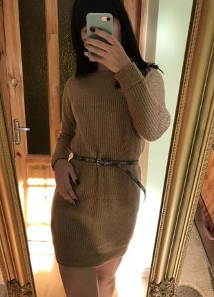 Стильне в'язане плаття primark😍