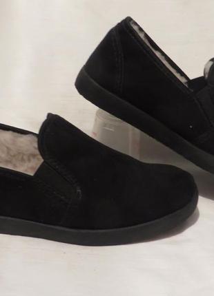 Тапки тапочки туфли на меху разные размеры