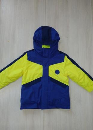 Куртка лыжная decathlon на 3-4 года
