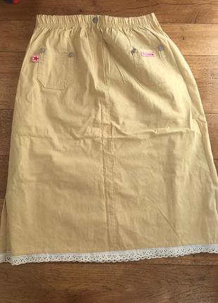 Шикарная юбка италия. итальянская юбка. юбка на резинке