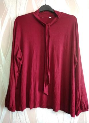 Блуза большого размера, см замеры