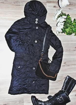 Утепленная куртка от бренда madonna