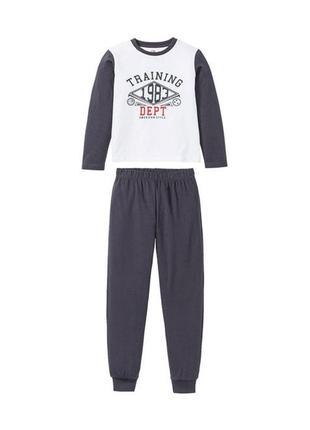 Пижама на мальчика pepperts