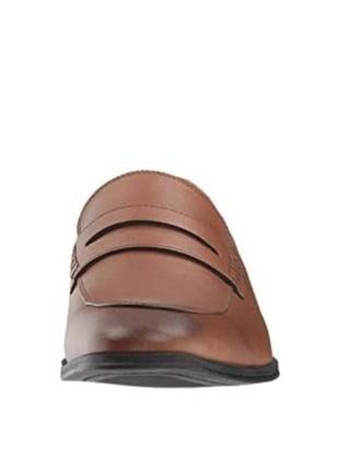 Туфли кожаные calvin klein оригинал  40 р. на ногу 25-25,5 см5 фото