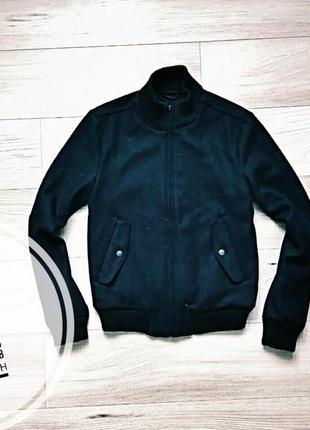 Шикарна шерстяна куртка