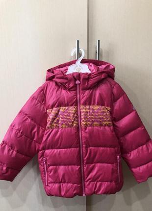 Детская куртка adidas