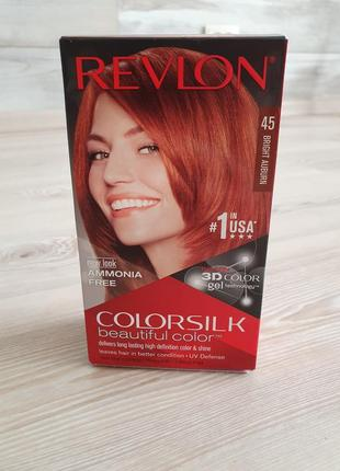 Краска для волос revlon colorsilk