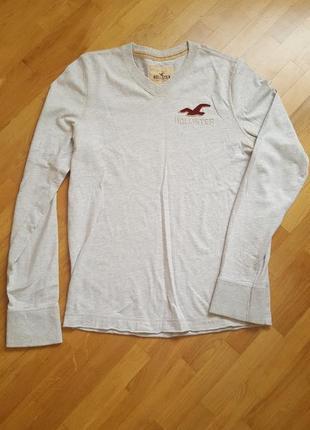 Кофта свитер hollister