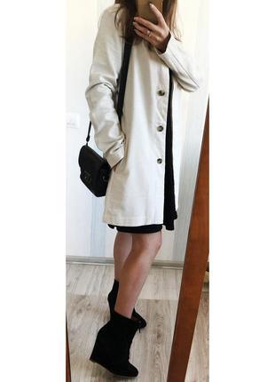 Шикарный льняной жакет льняное пальто