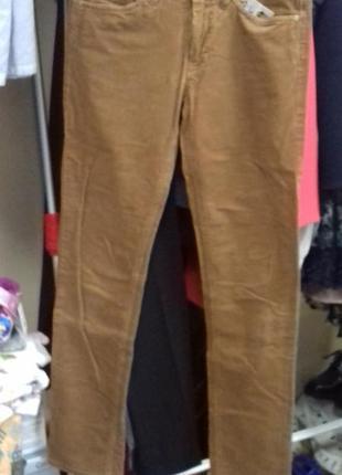 Продам классные вельветовые брюки tommy hilfiger
