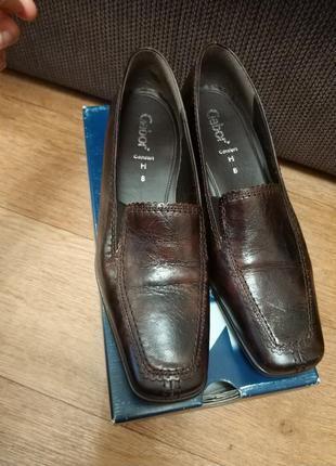 Туфлі gabor